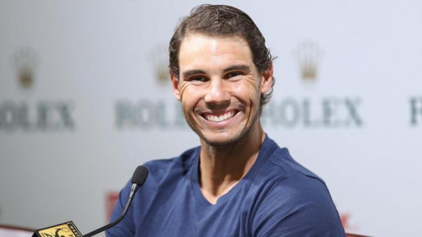 Rafael Nadal better than Lionel Messi and Batman!