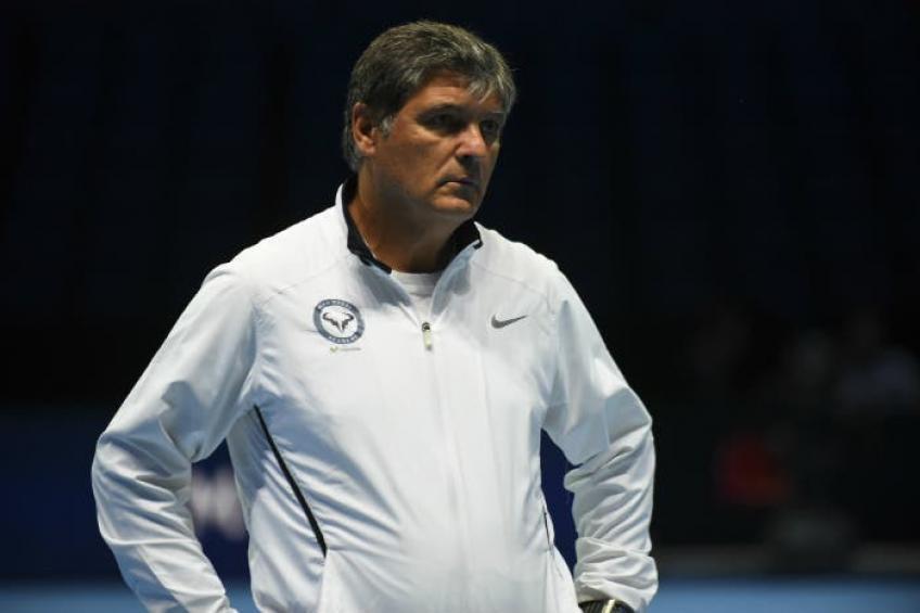 "Toni Nadal: ""NextGen falls behind Rafael Nadal"""