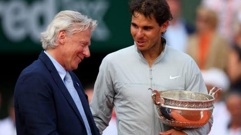 """Gilbert: """"Rafael Nadal better than Borg on clay-courts"""""""