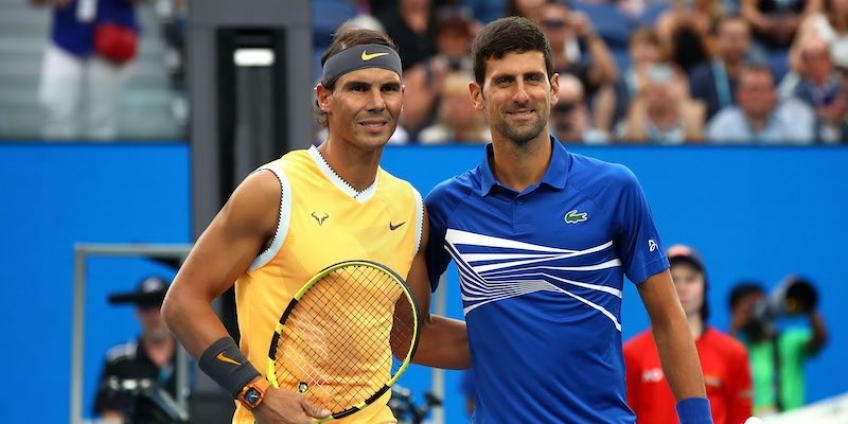 """Djokovic: """"Disrespectful to say that I have better luck without Rafael Nadal"""""""