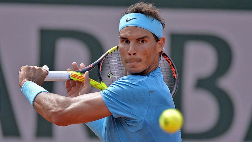 Rafael Nadal chase Grand Slams and not money, said a former star