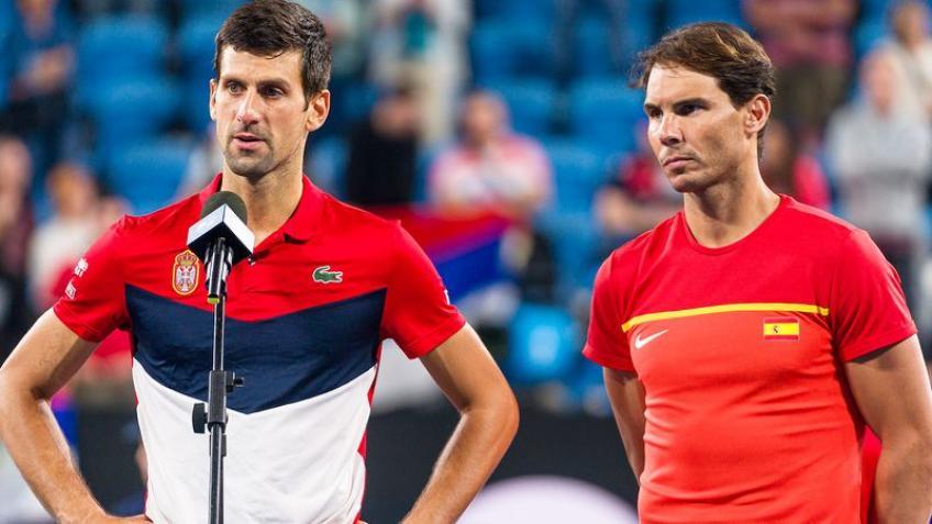 "Djokovic: ""The new ranking helped Rafael Nadal's decision"""