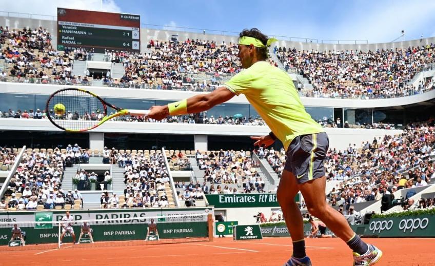 Is Rafael Nadal afraid of defending two Slams?
