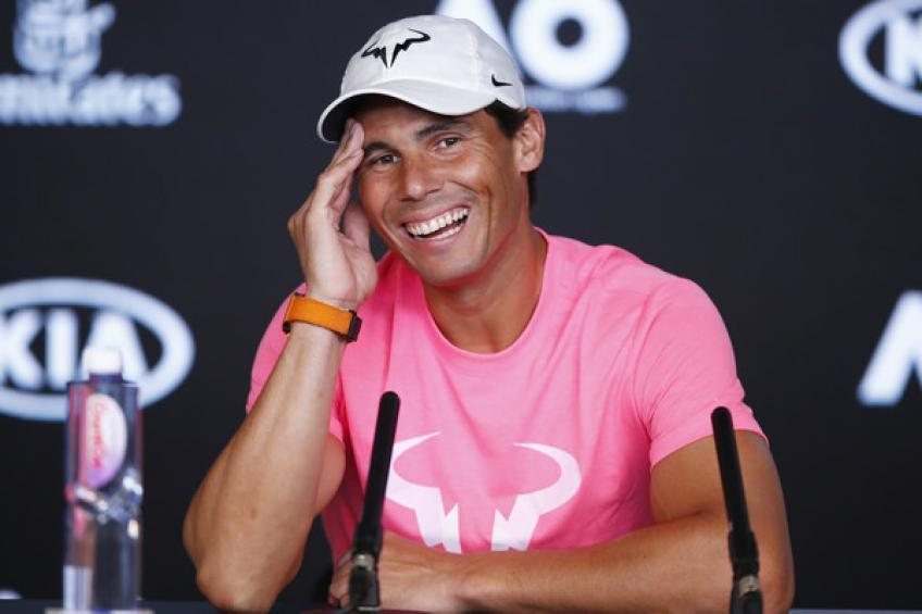 """Murray: """"I'll tell you about that embarrassing evening because of Rafael Nadal"""""""