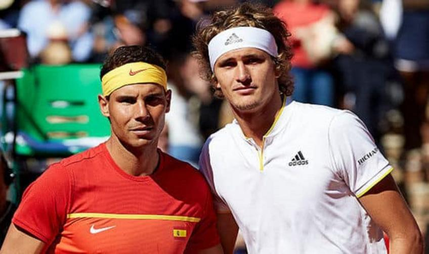 """Zverev: """"Without Federer and Nadal it's all very different"""""""