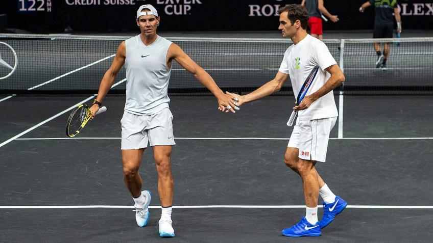 """Beckovic: """"Roger Federer and Rafael Nadal would not have been disqualified"""""""