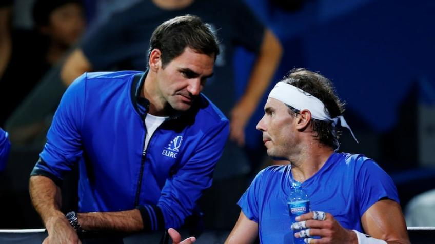 """Becker: """"Djokovic still suffers from confrontation with Federer and Nadal"""""""