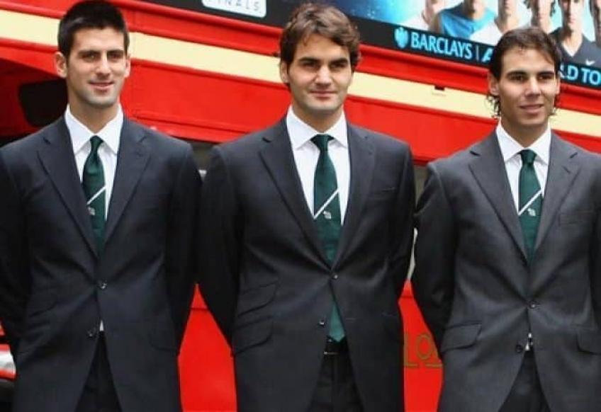 "Becker: ""Media loves Federer and Nadal much more than Djokovic"""
