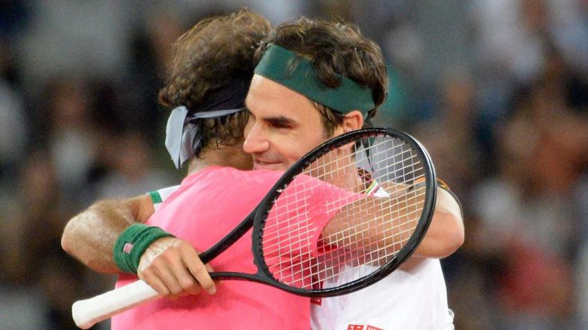 """Toni Nadal: """"If Rafa were right-handed, he would be better than Federer"""""""
