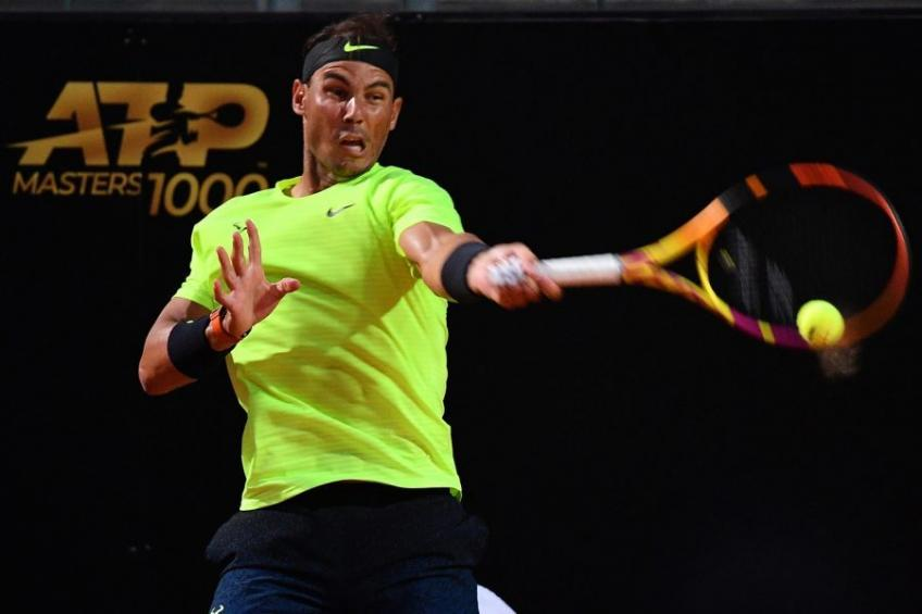 ATP Rome: Rafael Nadal came back with a super win!