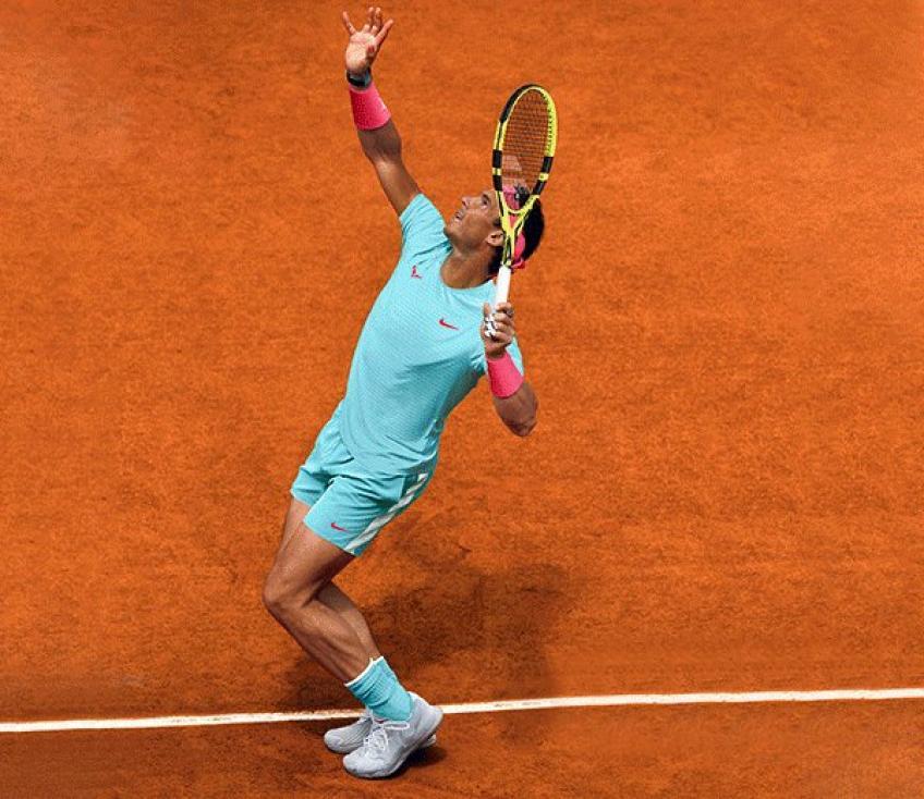 "Thiem: ""The change of balls at Roland Garros disadvantages Rafael Nadal"""
