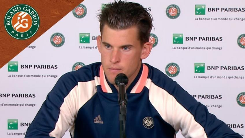 """Thiem: """"Rafael Nadal is always the favorite at clay-courts"""""""