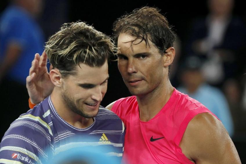 """Thiem: """"This is what I have always envied Federer, Nadal and Djokovic"""""""