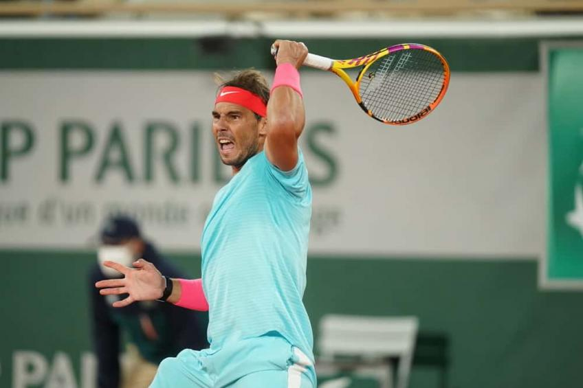 """Rafael Nadal: """"It's dangerous to play in these conditions"""""""