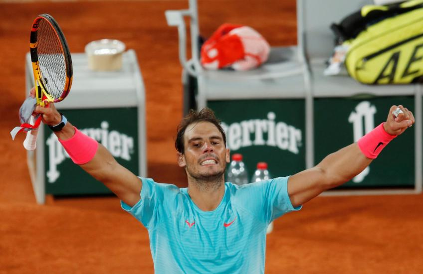 """Rafael Nadal: """"I'd like to end with more Slams than Federer and Djokovic"""""""