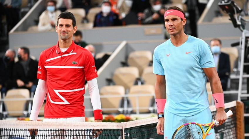 """Djokovic: """"I'm not looking for excuses. Rafael Nadal's record is crazy"""""""