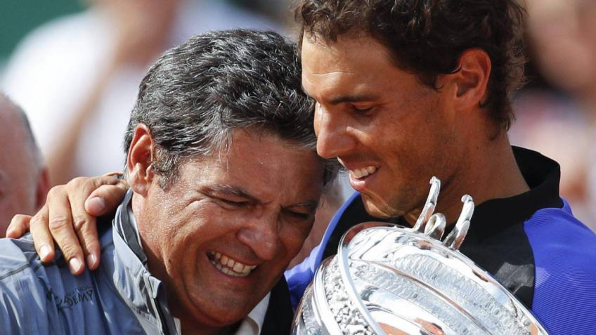 """Toni Nadal: """"Federer and Nadal have something more, they are the best in history"""""""