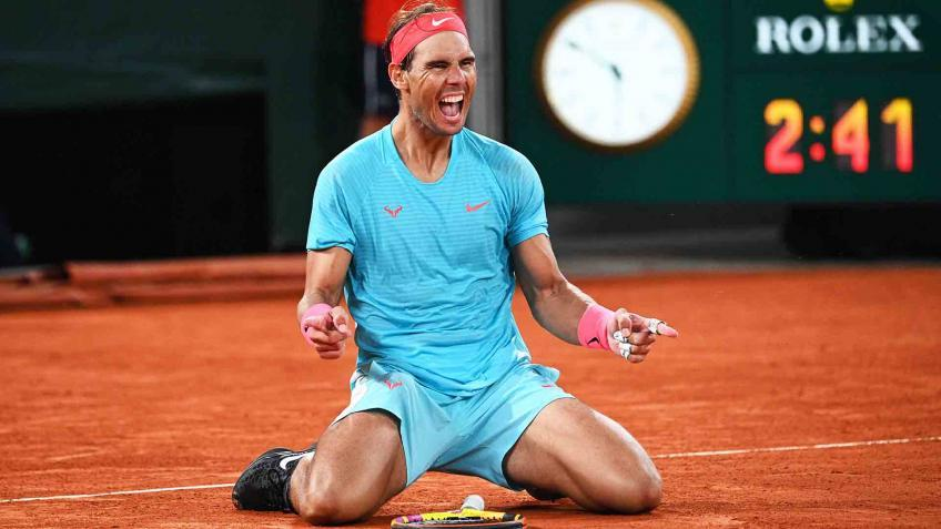 Rafael Nadal and the PlayStation come back!