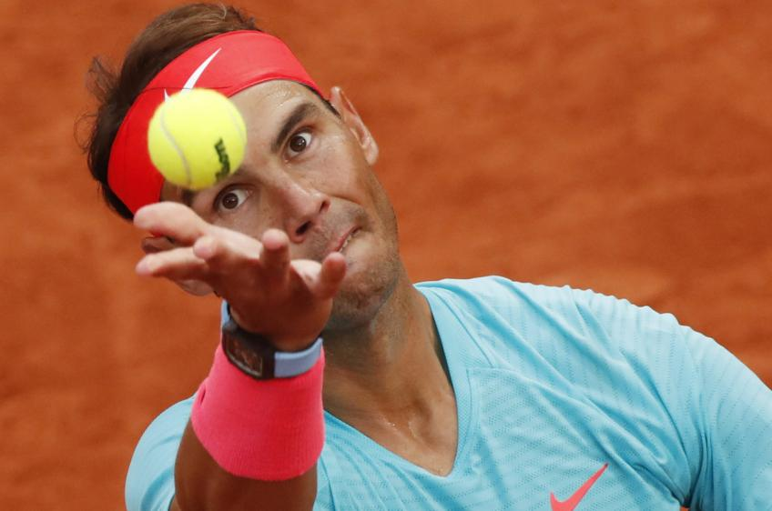 Rafael Nadal will play at the Paris Rolex Masters and ATP Finals
