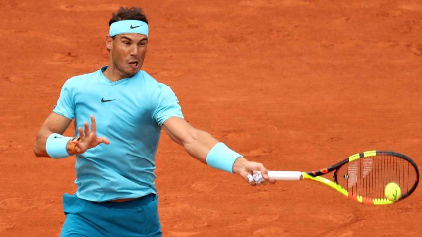 Andrew Harris attacks Rafael Nadal, Federer and Djokovic