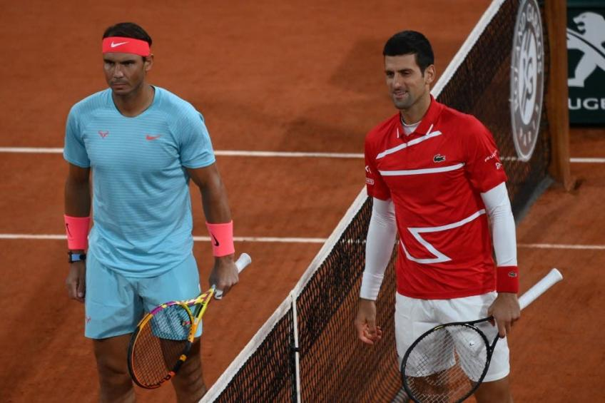 "Rafael Nadal: ""I used to watch golf when Novak Djokovic was disqualified"""