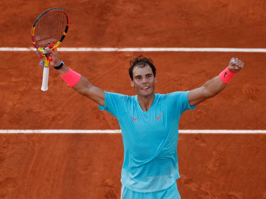 Rafael Nadal conquers a new absolute record!