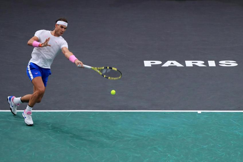 Rafael Nadal can achieve another goal in Paris-Bercy
