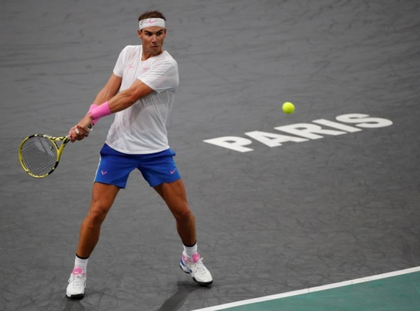 Nadal ready for Paris-Bercy!