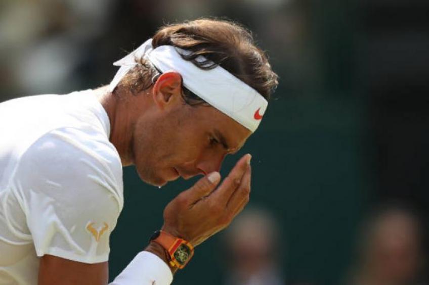 Rafael Nadal talks about his tics!