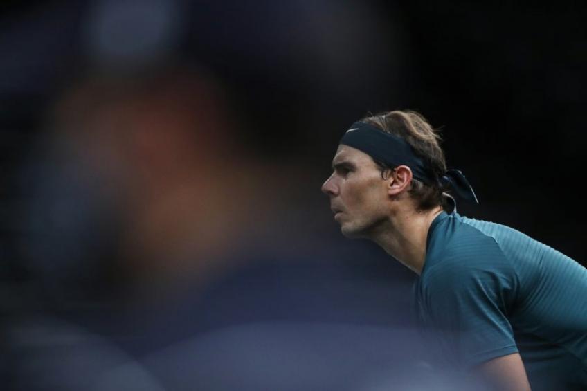 ATP Paris-Bercy: Rafael Nadal reached the quarters