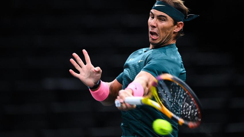 Will Rafael Nadal end his career with more Slams than Federer and Djokovic?