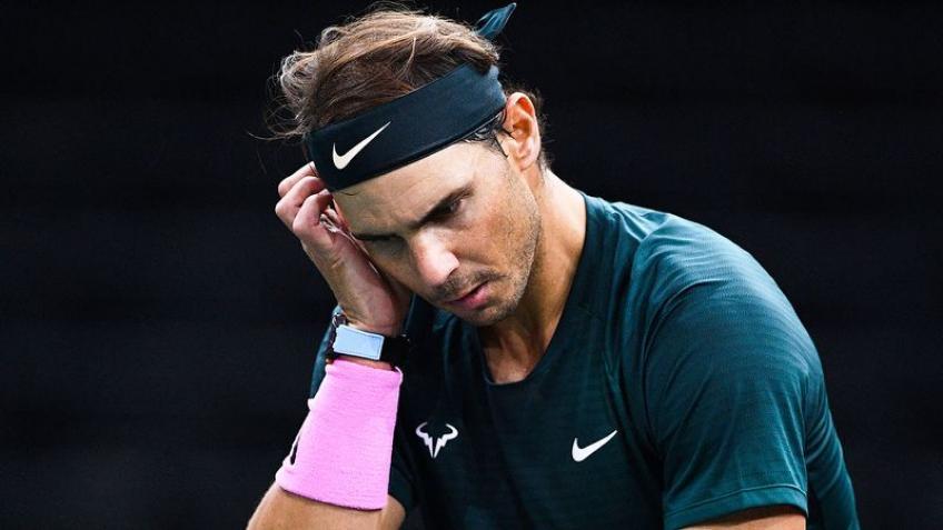 "Rafael Nadal: ""Having children? My career has grown longer than expected"""