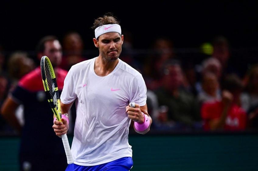 ATP Finals: Rafael Nadal with Rublev, Tsitsipas and Thiem