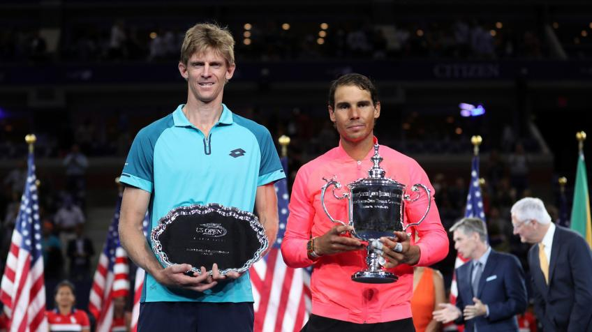 """Anderson: """"Rafael Nadal has always been an example for me"""""""