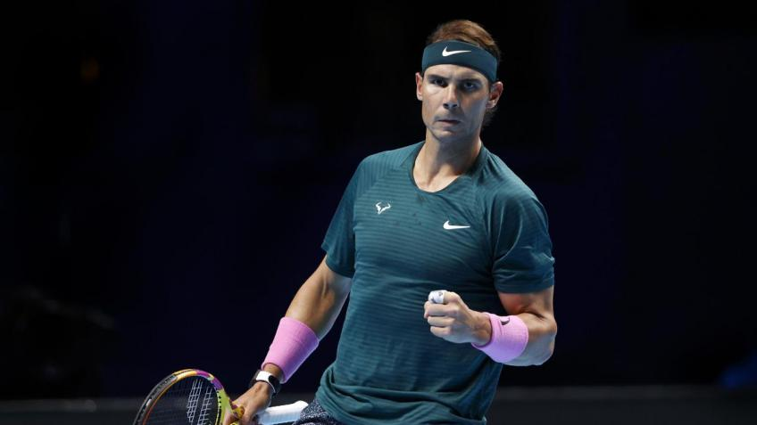 "Rafael Nadal replies to Djokovic: ""No to three sets in the Slams"""