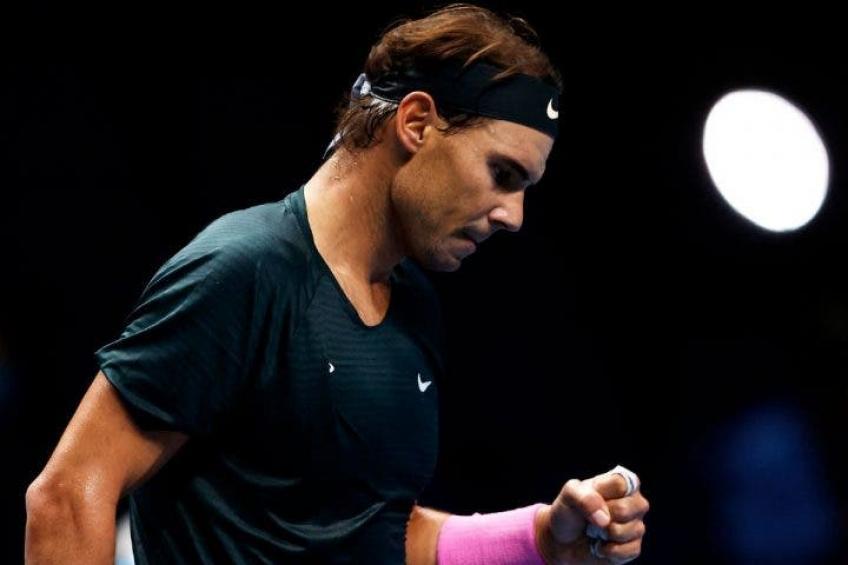 Rafael Nadal and the new statistics