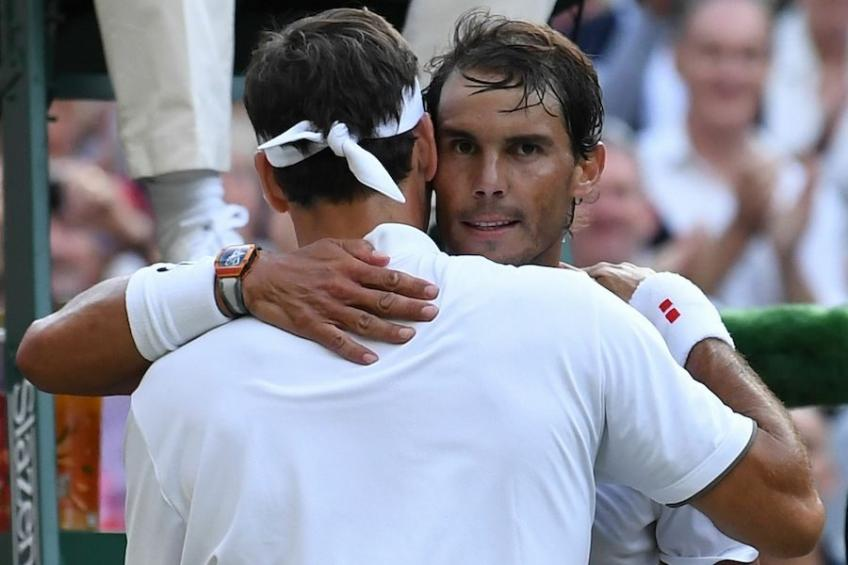 """""""Roger Federer's father is amazing"""" said Rafael Nadal"""