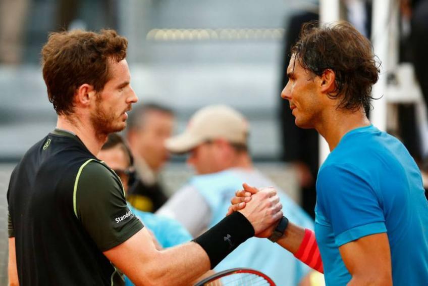 "Andy Murray: ""Rafael Nadal is mentally stronger than Djokovic"""
