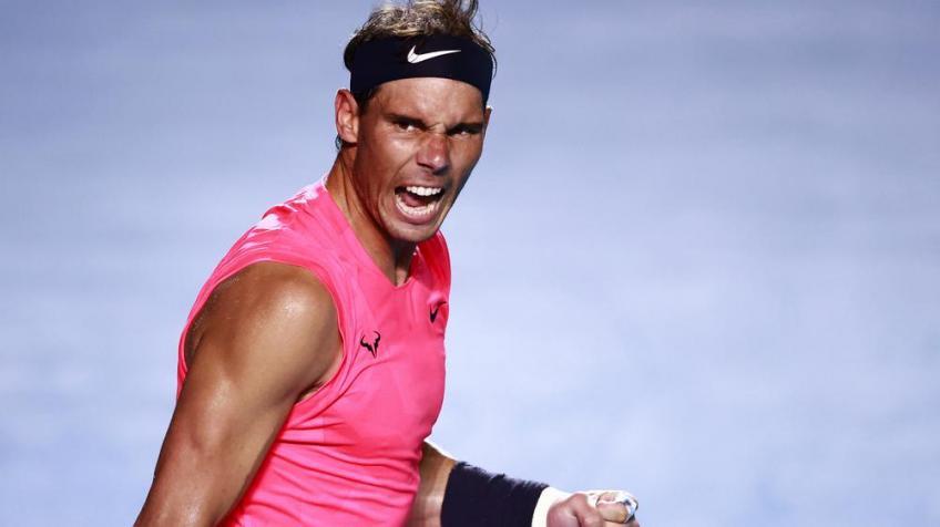 """Pavlyuchenkova: """"Rafael Nadal, Federer and Djokovic do something for tennis"""""""