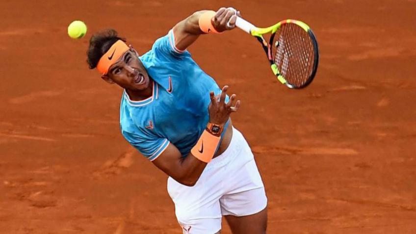Rafael Nadal will play the Mutua Madrid Open!