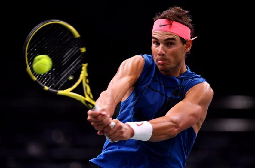 """Who said: """"I hope to be in Rafael Nadal's situation""""?"""