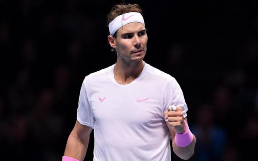 Rafael Nadal's mind? It was scrambled eggs!
