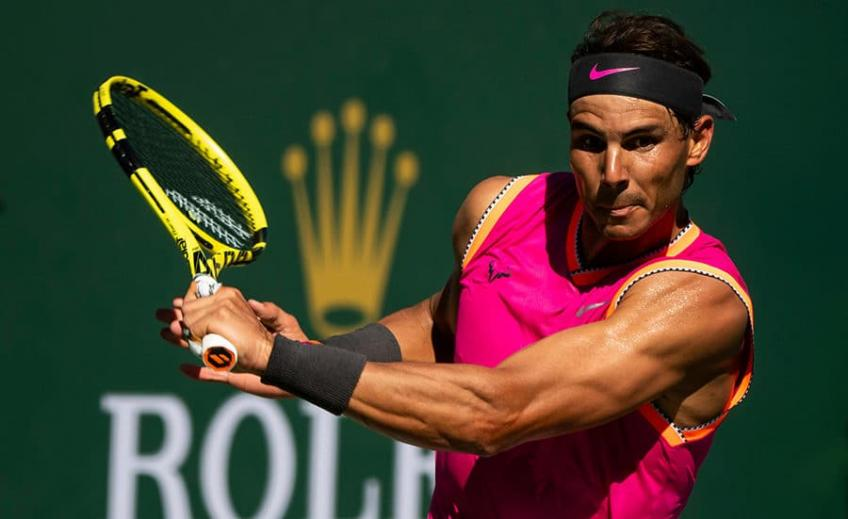 Rafael Nadal and his love for cooking