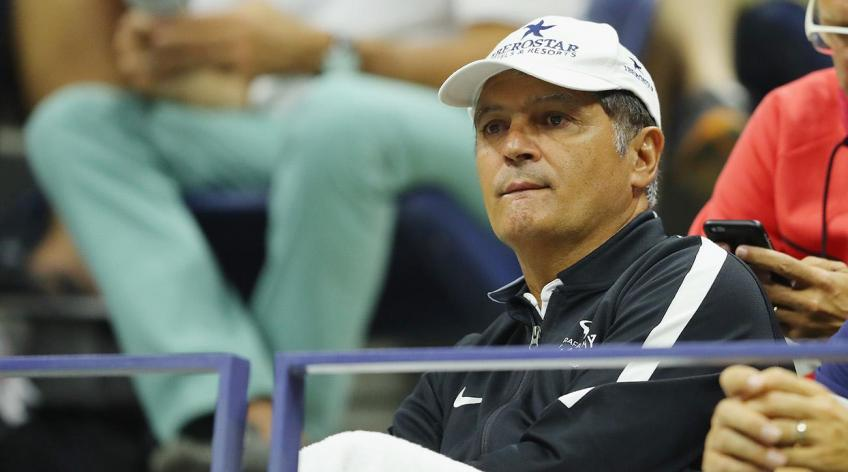 Why, according to Toni Nadal, Rafa, Federer and Djokovic don't have many options