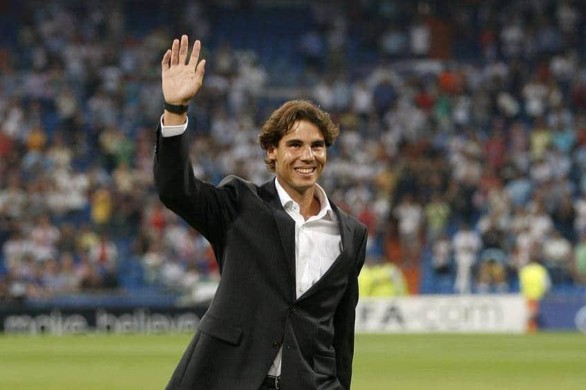 Rafael Nadal happy for Real Madrid 34th Spanish title