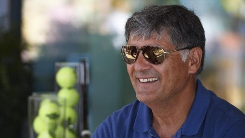 The perfect player by Toni Nadal