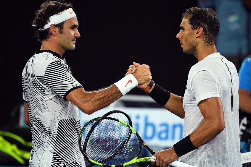 Rafael Nadal loves to face Roger Federer