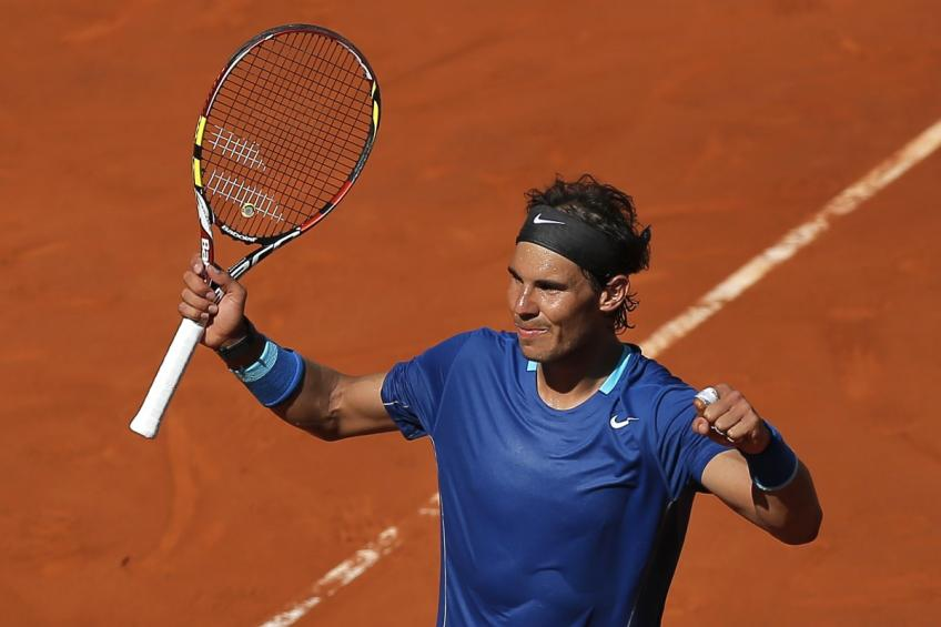 A best shot for every Rafael Nadal's career year