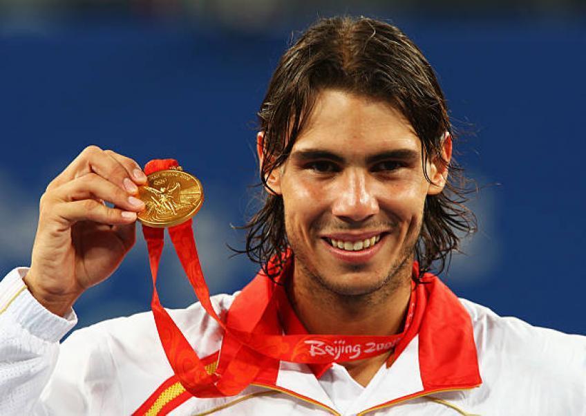 Rafael Nadal's unforgettable moment