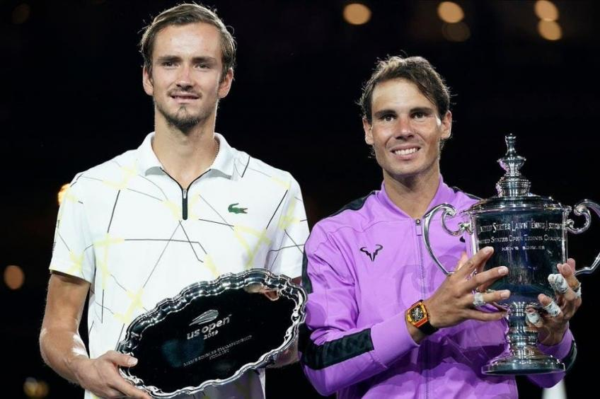Medvedev would like to play other match-points against Rafael Nadal